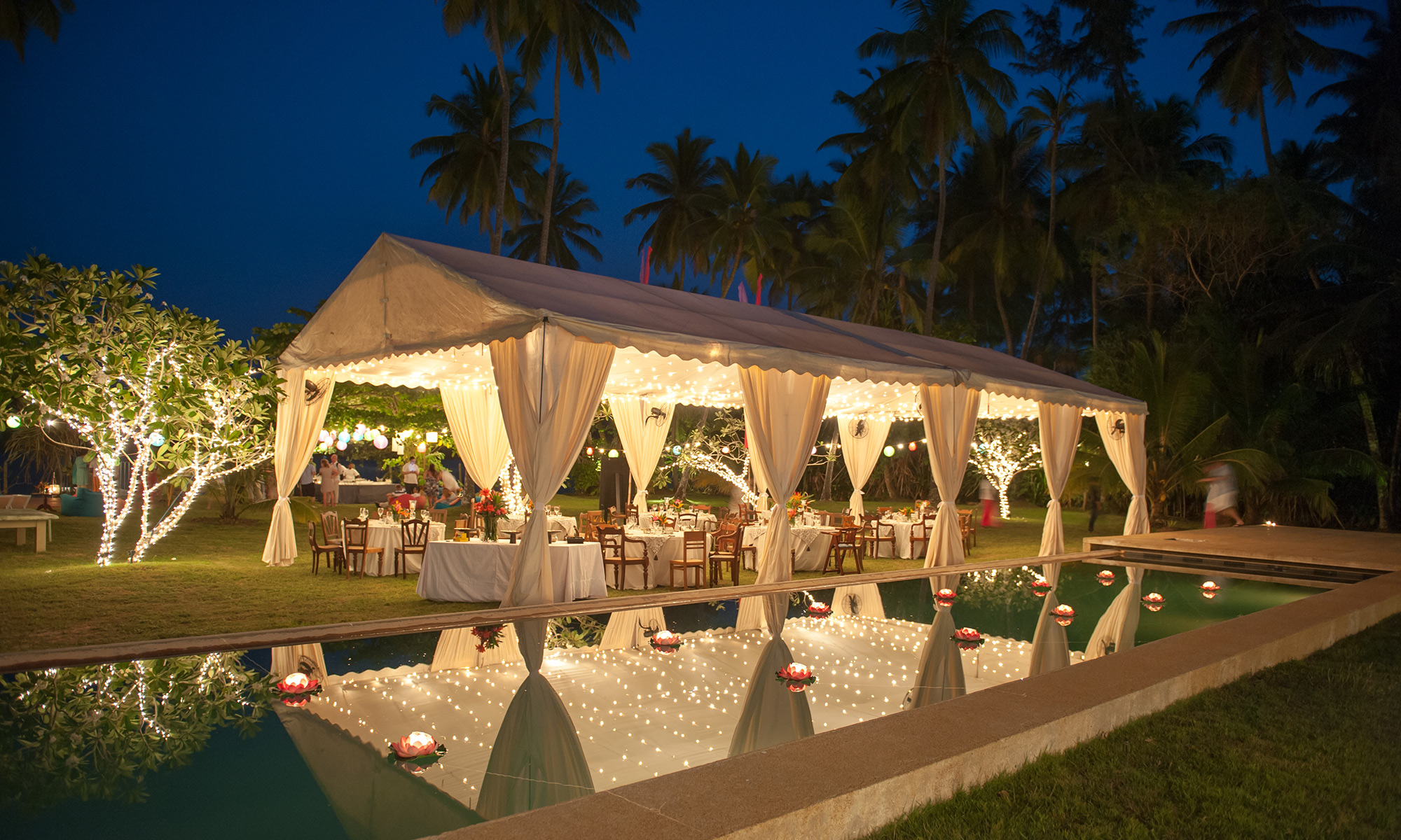 Galle Events - Marquee